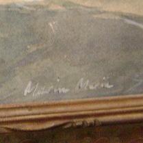marin marie peintre officiel de la marine durant couppel de saint front. Black Bedroom Furniture Sets. Home Design Ideas